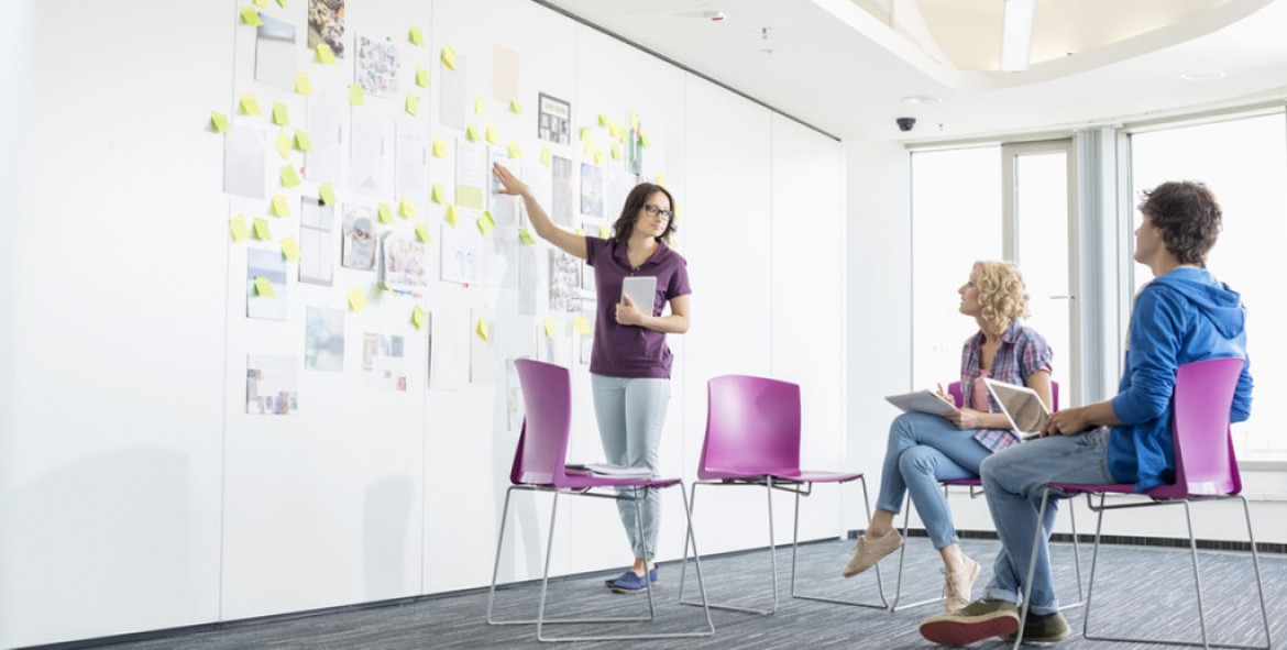 Transforming Office Space with EQ