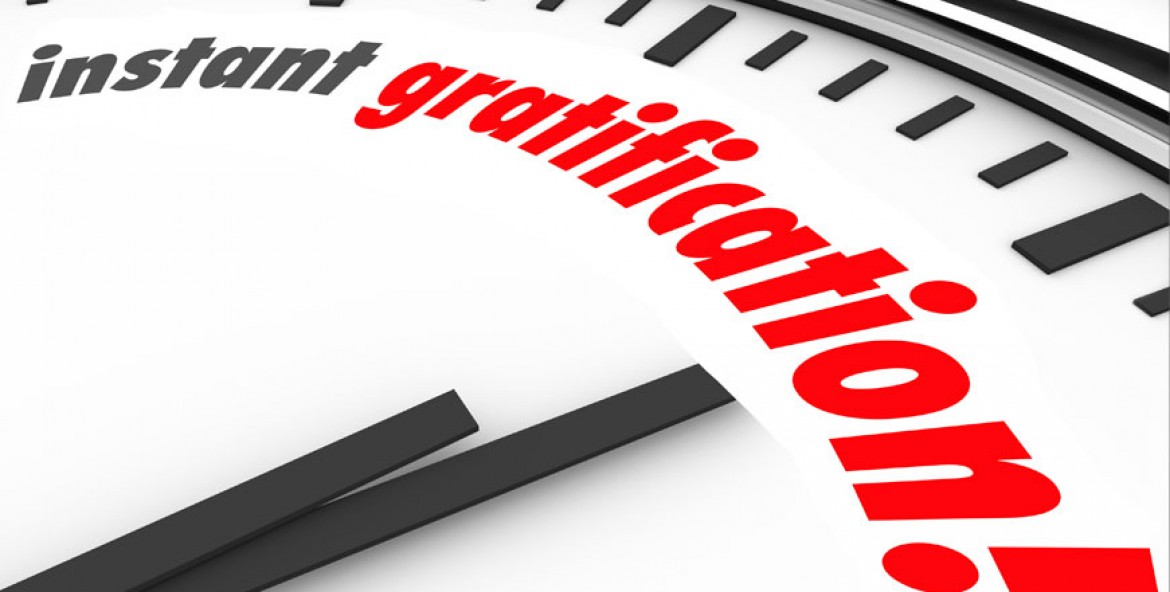 Recruiting And Retaining The Immediate Gratification Generation